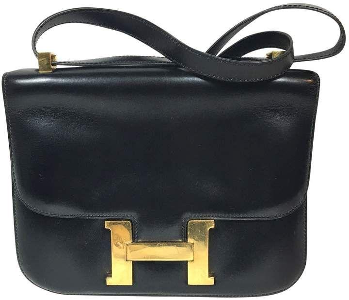 Hermes Constance Leather Handbag Hermes Handbags Hermes