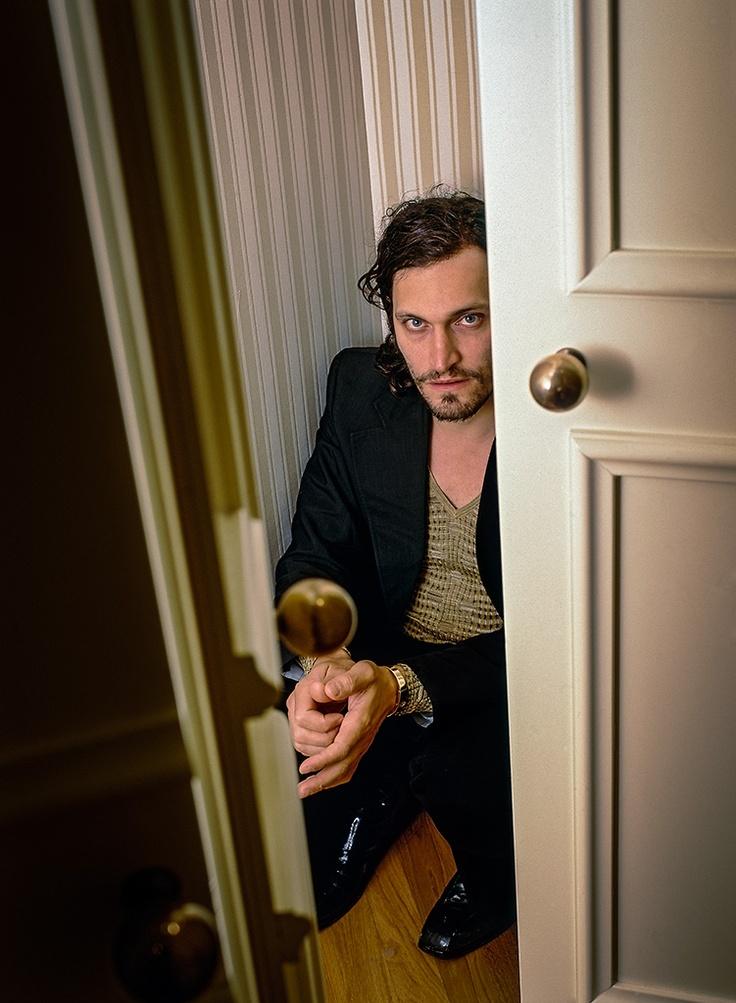 Vincent Gallo  © Piermarco Menini