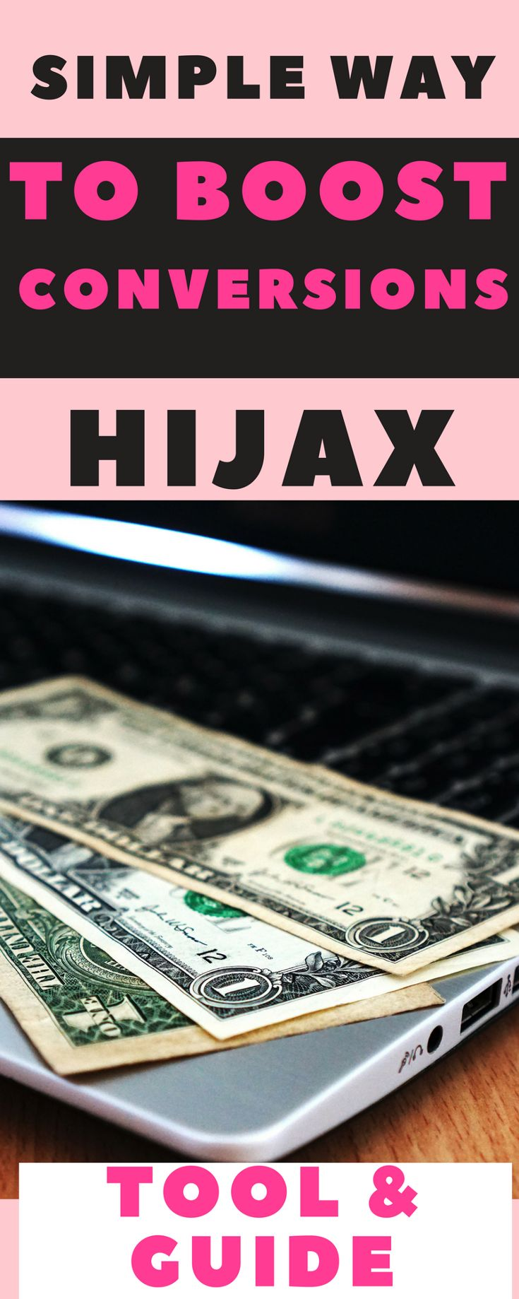 The Hijax tool is an easy way to drastically increase your online sales on affiliate products and your own digital products by removing useless landing pages. It also improves your click through rate on all your links by incentizing the sale. Learn why Hijax can make you more passive profits with minimal effort. #MakeMoneyOnline #Hijax