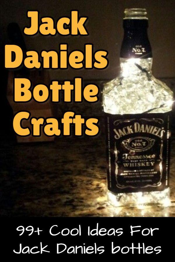 Jack Daniels Craft Ideas