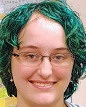 Bexley High School senior Isabelle Burgdoff recently was recognized by the National Merit Scholarship Program as a 2014-15 National Merit semifinalist.
