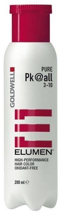 Goldwell Elumen High Performance Hair Color PK@all 3-10 Oxidant free, no amonia