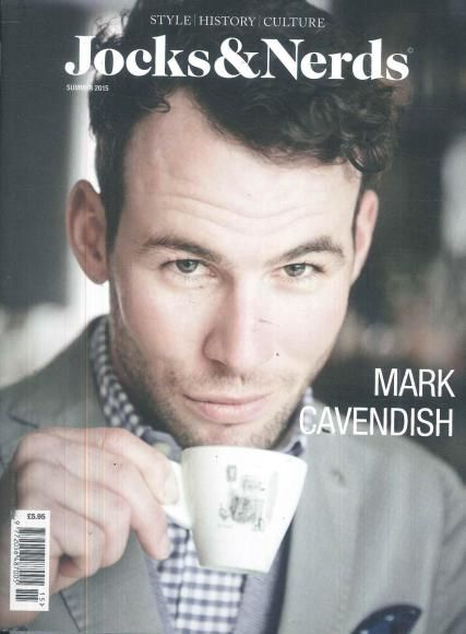 Jocks and Nerds magazine