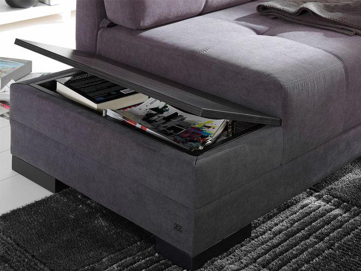 Lazzoni Furniture Budka Sleeper Modern Sofas