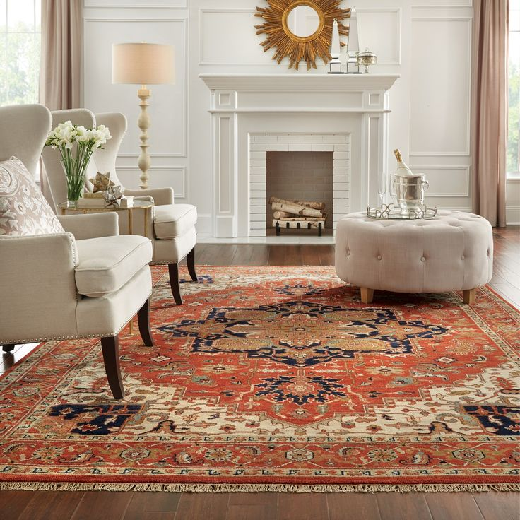 Choose The Perfect Rug: Our Guide To All Things Rugs. Check Out Tips And