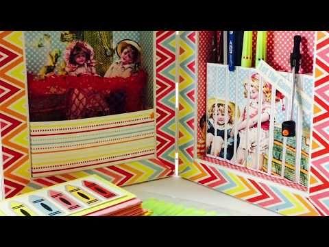 Nakshathra Designz: A Pencil Box-DT post by Chirali Shah