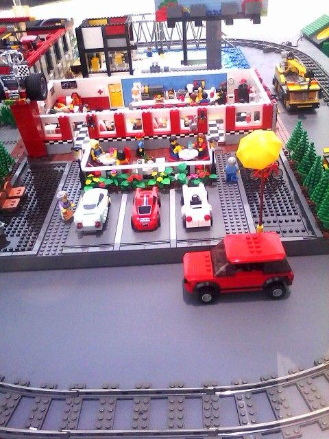Toyota car toys lego?
