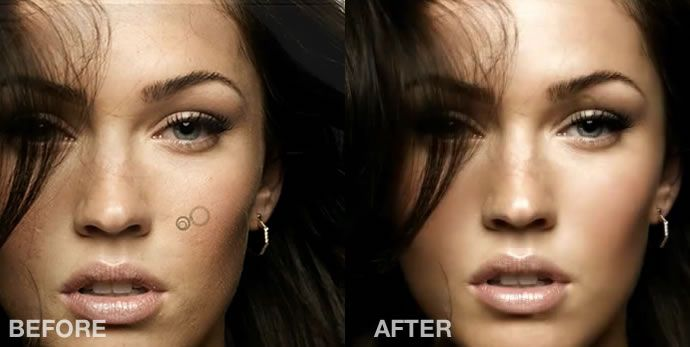 15 Tutoriels de qualité de photomanipulation ou de retouche photo pour photoshop