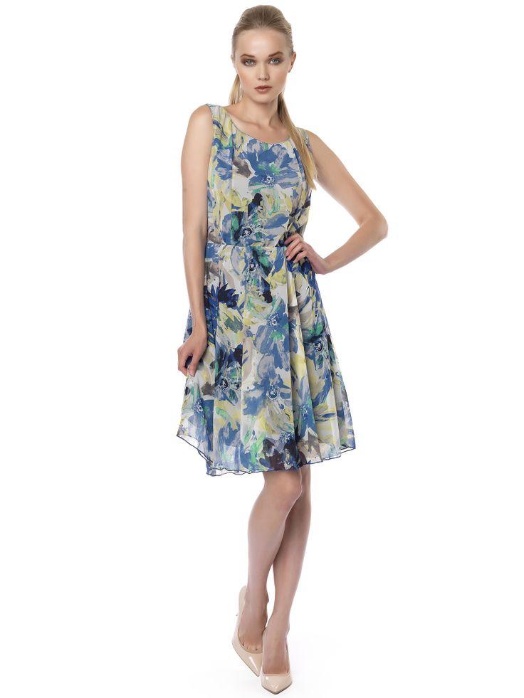 #floral#elegant#dress