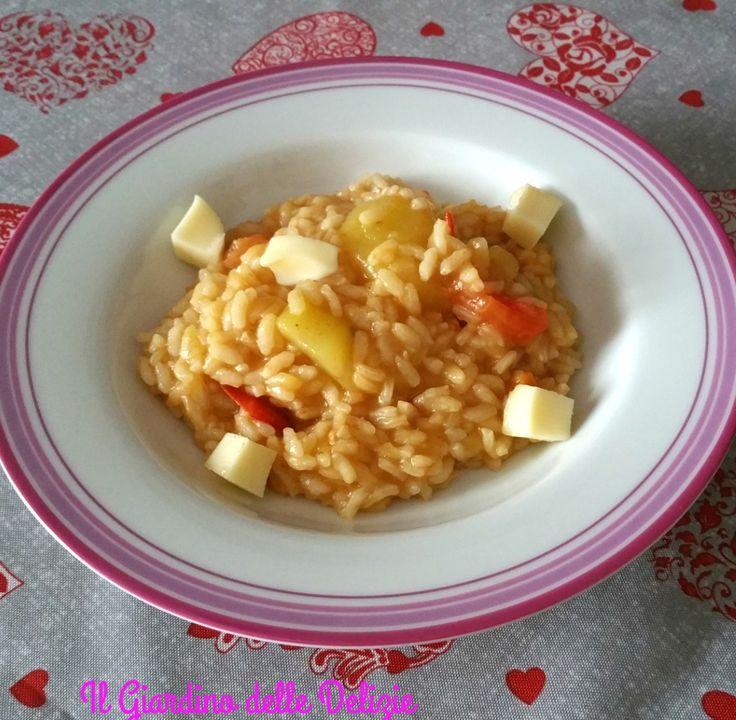 Riso+con+patate+e+scamorza