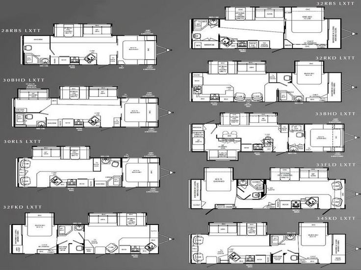 9778023872e23a77a9b13eddbd542e05 travel trailer floor plans travel trailers 210 best holiday rambler trailers images on pinterest vintage  at gsmx.co
