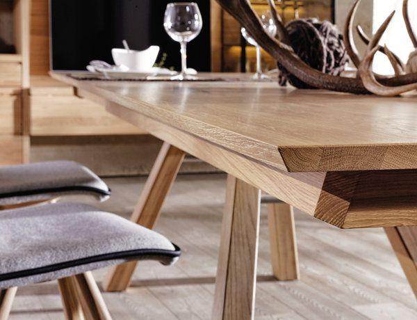 Die besten 25+ Holztisch voglauer Ideen auf Pinterest Altbau - esszimmer eckbank voglauer