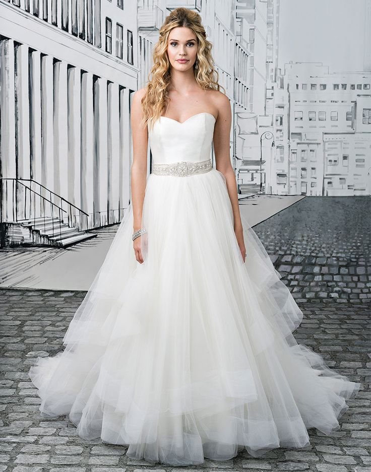 67 Best Horsehair Tulle Wedding Dresses Images On Pinterest