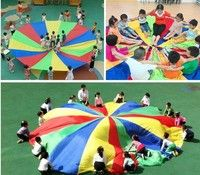 Suitable for training children's coordination and sensory integration capabilities.   Training purpo