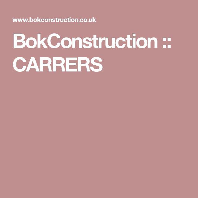 BokConstruction :: CARRERS