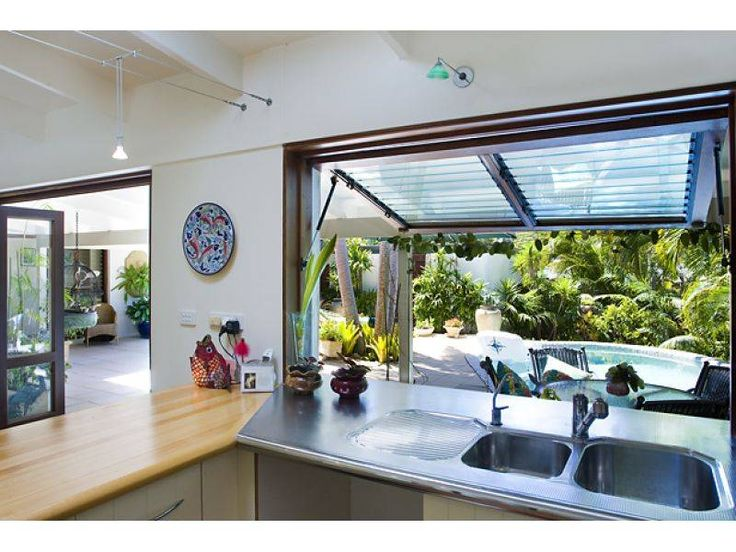 Servery window idea | Kitchen Ideas | Pinterest | Window