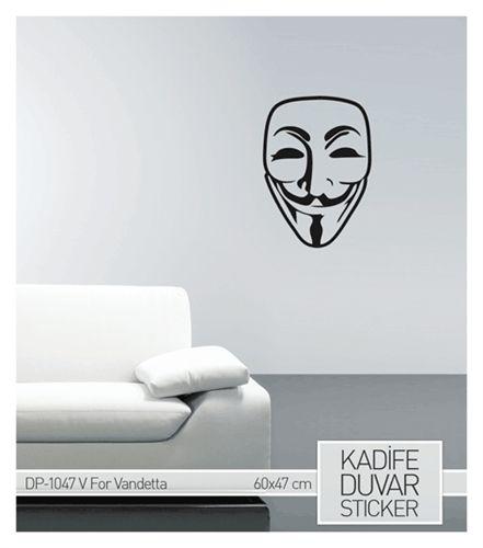 V for Vendetta, 2005 yılı ABD - Almanya ortak yapımı olup, 2006'da gösterime giren film. Wachowski biraderlerin sinemaya uyarlayıp yapımcılığını üstlendiği filmi, daha önce Matrix üçlemesinde yardımcı yönetmenlik yapan James McTeigue yönetti. V for Vendetta, Alan Moore'un yazıp David Lloyd'un çizdiği aynı isimli çizgi romandan beyaz perdeye uyarlandı. www.artikeldeko.com.tr