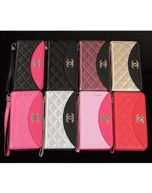 9d51d700a8a4 Chanel シャネル iphone X/8ケース ブランド お洒落アイフォン7/8 plusケース 混色