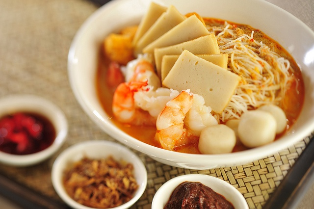 Singapore Laksa and Other Asian Favourites | Newstead, QLD (Image by InterContinental Hong Kong via Flickr)