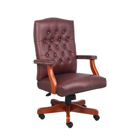 Found it at Wayfair - Traditional High-Back Italian Leather Office Chair http://www.wayfair.com/daily-sales/p/Get-Rolling%3A-Office-Chair-Upgrades-Traditional-High-Back-Italian-Leather-Office-Chair~BOP1028~E18695.html?refid=SBP.rBAZEVShjjAqtHiHXTboAsw5qqn3E09JrFs9HMHBKzM