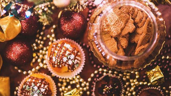 Φτιάξε smoothies με γεύση χριστουγεννιάτικων γλυκών