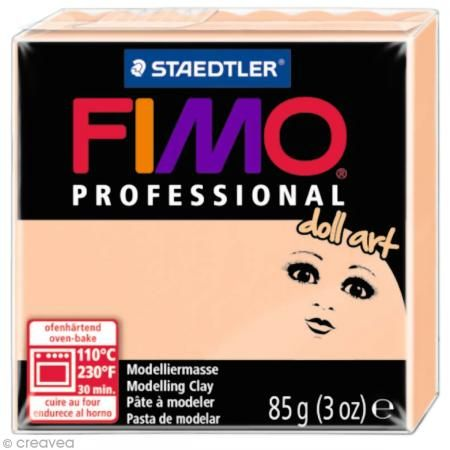 Fimo Professional Doll art - Camé 435 - 85 gr - Photo n°1