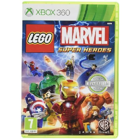 Lego Marvel Super Heroes Game Xbox 360 (Classics) LEGO Marvel Super Heroes features an original story crossing the entire Marvel Universe Players take control of Iron Man Spider-Man the Hulk Captain America Wolverine and many more Marvel characters a http://www.MightGet.com/january-2017-13/lego-marvel-super-heroes-game-xbox-360-classics-.asp