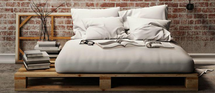 Unforgettable Industrial design elements for your bedroom