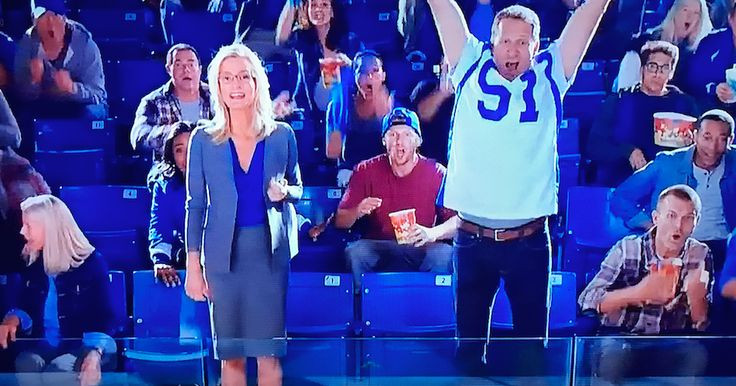 Narro Reading of New Bayer Aleve commercial Super Bowl 51 foreshadowing This commercial is for Bayer's product Aleve. Notice anything funny?      That number 51 jersey reminds me an awful lot of the Colts.   ...