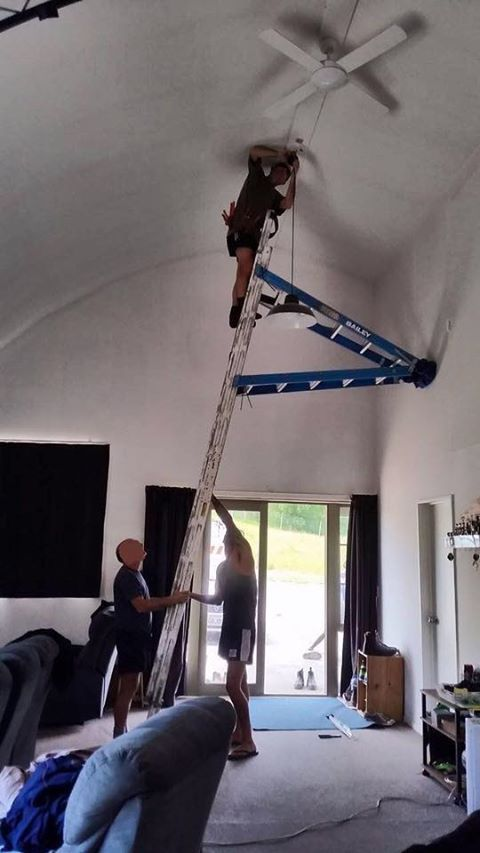 265 Best Working At Height Fails Images On Pinterest
