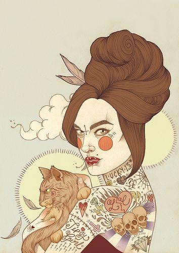 Liz Clements — Pousta