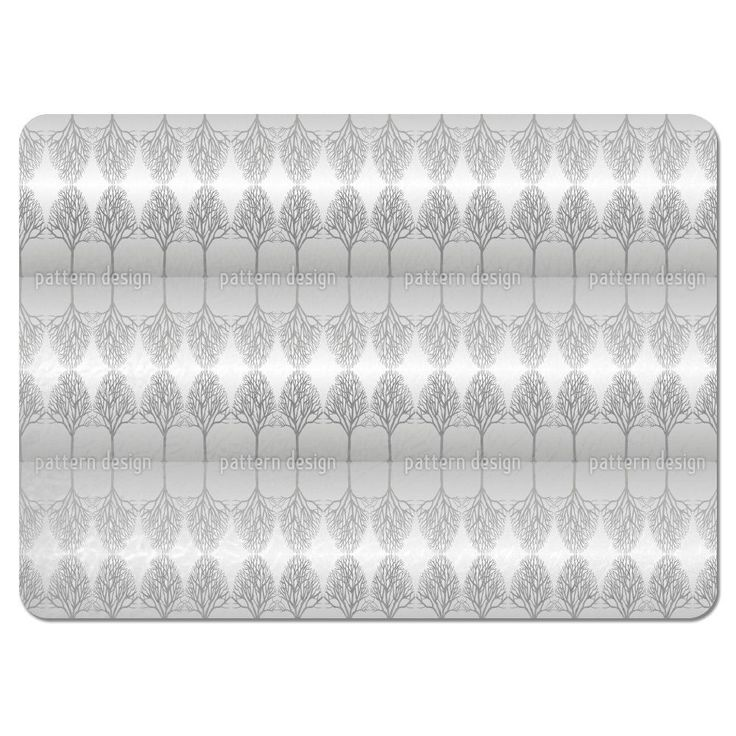 Uneekee Alley Grey Placemats (Set of 4) (Alley Grey Placemat) (Polyester)