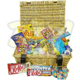 Nostalgia; The Gift Of Joy For Friends; Packed In A Pack Of Retro Sweets Hamper. Check out more http://www.zapsweets.co.uk/retro-sweets-hamper.html