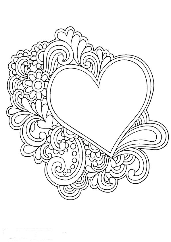colorama coloring pages colored - photo#2