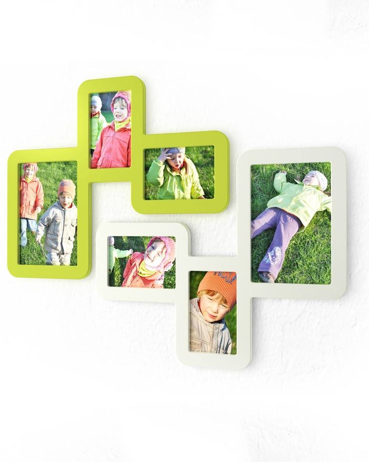 The Trifame triple photo frame is available in 6 different colors and is definitely an intriguing, unusual and very decorative proposition for a child room. Thanks to its original design and the specially placed hangers, it can be mounted on the wall in almost any possible way. An interesting result can be achieved by combining two or more of the triple photo frames by placing each one next to another