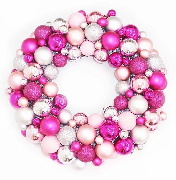 295 best vintage christmas wreaths images on Pinterest | Christmas ...