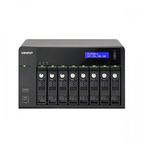 Buy the QNAP TS-879PRO 8Bay Pedestal NAS locally in South Africa from the Digiworks.co.za store.
