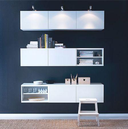 BESTÅ wandmeubel | Deze pin repinnen wij om jullie te inspireren! #IKEArepint