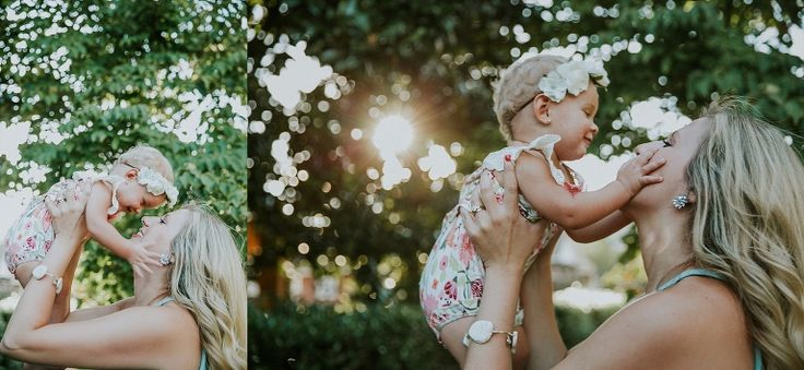 family fall session outdoors girls in pretty dresses natural light kentucky kandi zadel photography mother dad daughters family of four looks like film