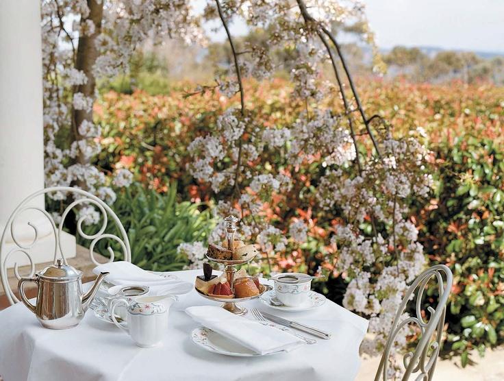 high tea at lilianfels