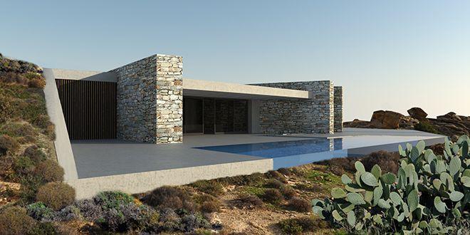 Αρχιτεκτονική υψηλής ποιότητας για τα ευαίσθητο ελληνικό τοπίο.