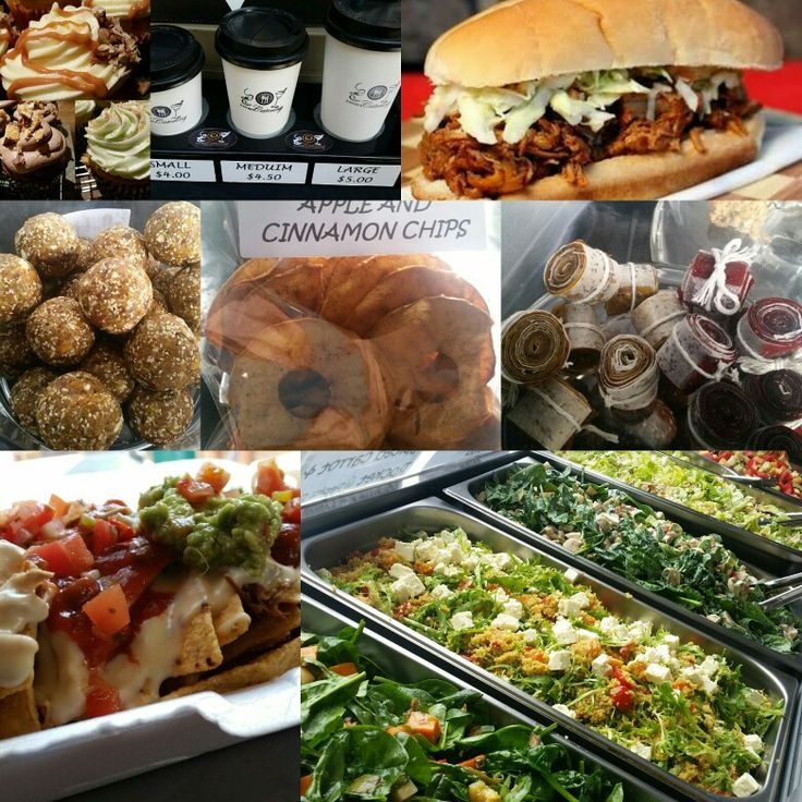 Some of our delicious festival food. Healthy options. Serving all of melbourne and some victorian towns.  Www.facebook.com/kaitriscatering