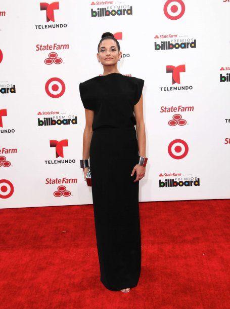 Natalia Jiménez - Los mejor y peor vestidos Premios Billboard 2014