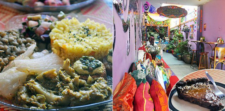 Biozone, o restaurante e café vegano slow-food da Vila Madalena