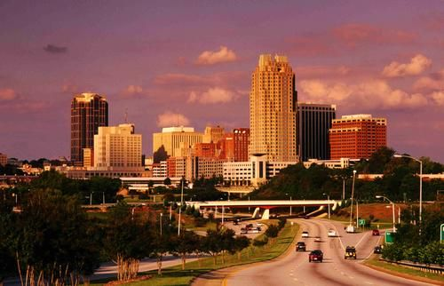 Raleigh, North Carolina. Unemployment rate: 7.8%. Cost of living index: 104.1. Mean annual income: 51,500. Top industries: banking and financial services, high tech and biotech research, manufacturing, shipping, grocery distribution. This is one of the best cities for new graduates and young professionals. Average Annual Job Growth (2010-2012): 2%. 1 small business for every 49 residents. 1 large business for every 770 residents.