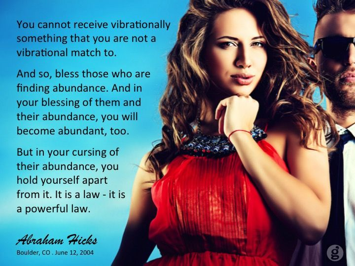 #abrahamhicks #vibrations #law