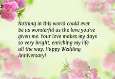 Happy Anniversary Messages to My Husband   Happy anniversary messages to my husband