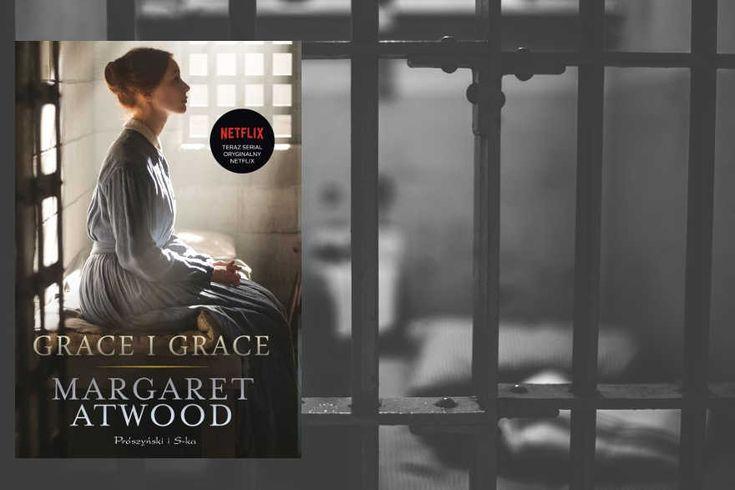 """#review #book """"Grace i Grace"""" Margaret Atwood #magicznyswiatksiazki"""