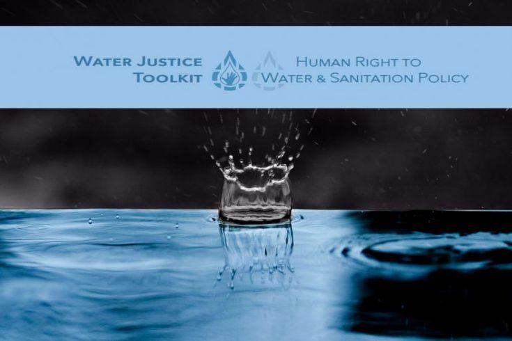 Πολύτιμος οδηγός - εργαλείο για το ανθρώπινο δικαίωμα στο νερό από νομικούς και ακτιβιστές https://goo.gl/3TiYk3