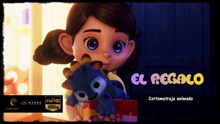 El Regalo : cortometraje animado producido por Marza animacion